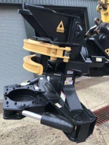 HPX 16 suited to 21t excavators